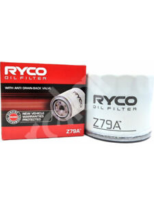 Ryco Oil Filter FOR HONDA CRX EH (Z79A)