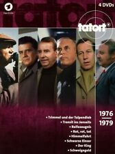TATORT - 3: 70ER BOX (1976-1979)  3 DVD NEU  WALTER RICHTER/MARTIN HIRTHE/+