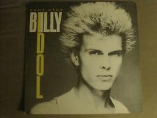 BILLY IDOL DON'T STOP EP ORIG '81 CHRYSALIS CEP-4000 DANCING WITH MYSELF VG/VG+