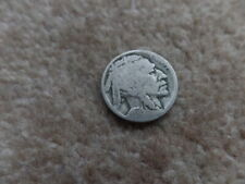 Old Collection American Coin 5 Cent 1936 D - 21mm