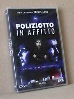 Poliziotto in affitto, vivx, minerva pictures, exa, 98', 1987