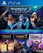 Trine (1 au 4) The Ultimate Collection PS4 Neuf sous Blister
