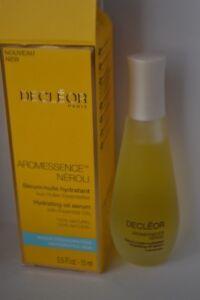 BNIB Decleor Neroli hydrating oil serum for dehydrated skin 15ml RRP £46