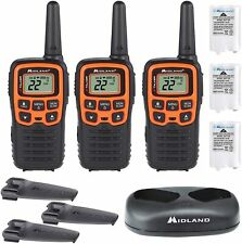 Midland - X-Talker T51Vp3, 22 Channel Frs Two-Way Radio - Extended Range, 38 (3