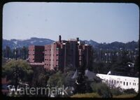 April 1947 Kodachrome Photo slide  Hollywood  CA  Los Angeles County