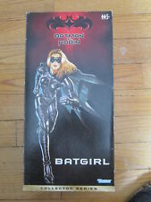 "1/6 12"" 30cm  BATGIRL KENNER 1997 NEUF EN BOITE MIB  BATMAN & ROBIN"