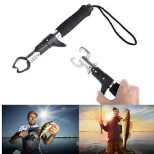 Fishing Gripper Stainless Steel Fish Lip Grabber Grip Trigger Fish Tackle Gear