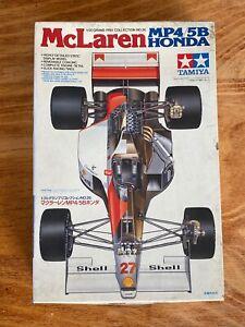 McLaren MP4/5B Honda F1 1990 - Maquette 1:20 TAMIYA