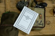 Reprint Soviet  Russian SKS 45 Carbine Simonov 7.62x39 Service Manual Book