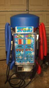 Car wash Equipment  DOUBLE COMBINATION VACUUM/FRAGRANCE AND VACUUM/SHAMPOO
