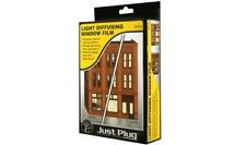 Woodland Scenics JP5715 Light Diffusing Window Film - NIB