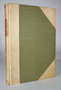 1900 An Historic Fantasy of Venice Grace Llewellyn Jones Scarce First Edition