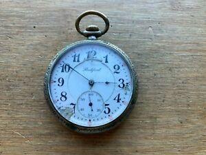 Rockford 16s 15 Jewel Pocket Watch