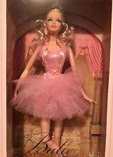 Barbie de coleccion Doll Ballet deseos Mattel X8276 nueva