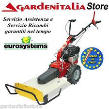 Falciatutto EUROSYSTEMS mod.P 55  motore BRIGGS&STRATTON semovente Trinciaerba