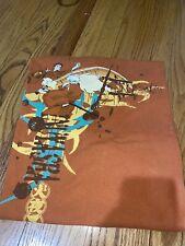 Vintage Rare Inuyasha Mens Anime Shirt L Cartoon Graphic Script Akira