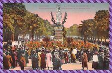 Carte Postale - Lourdes la vierge couronnée