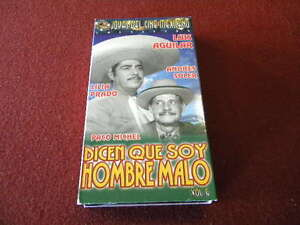 joyas del cine mexicano, Dicen Que Soy Hombre Malo vol5