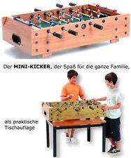 Teleskop Tischkicker Mini Kicker Fußballkicker 95 x 52 cm