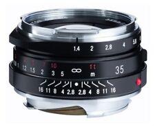Voigtländer VM 35mm 1,4 nokton M.C. II Leica M negro