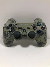 PS3 OEM Sony PlayStation 3 DualShock 3 Wireless Controller - Urban Camouflage