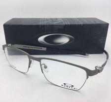 46b2d2a456 Oakley Frame 5099 Tincup 0.5 Titanium Eyeglasses 509902 Gunmetal