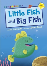 Lou Treleaven-Little Fish And Big Fish Early Read  BOOK NEW