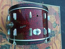 Vintage Rogers Red Onyx Bass Drum 22''