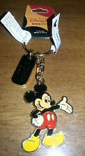 Hong Kong Disneyland Mickey Mouse Keychain new with tags