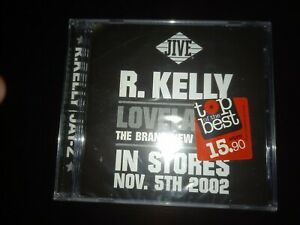 R. KELLY JAY-Z - THE BEST OF BOTH WORLDS. CD NEW SEALED