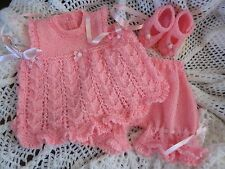 BABY KNITTING PATTERN #14 by Julie Ware