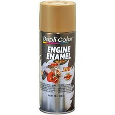 Duplicolor DE1638 Engine Enamel Paint, Cummins Beige, 12 Oz Can