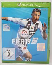 Microsoft Xbox One Jeu - FIFA 19 Ang neufs & avec L'emballage