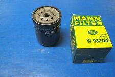 Filtre à huile Mann Filter pour: CADILLAC: Seville Mk II, Isuzu: Faster