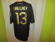 "Deutschland ""DFB"" Adidas Auswärts WM Trikot 2010 + Nr.13 Ballack Gr.XL TOP"