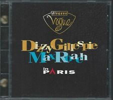 CD: DIZZY GILLESPIE & MAX ROACH - In Paris