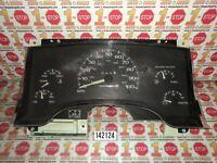 1995-1997 GMC SONOMA MPH INSTRUMENT CLUSTER SPEEDOMETER 16207785 324K OEM