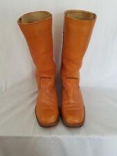 c5298525538 Vtg 70 s Frye Boot Sunrise Heritage Leather Western Boots 2951 Mens Size 9.5