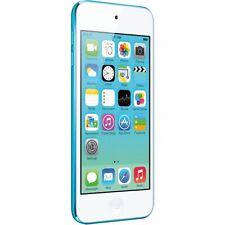 Refurbished A1421 Apple iPod Touch 5th Generation Blue 16GB 90 Days Warranty