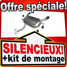Silencieux Arriere HYUNDAI TUCSON KIA SPORTAGE 2.7 CVVT 2.0 CRDi dés 2004 AXJ