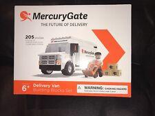 Rare! New! LEGO???? 205pcs Set MERCURY GATE Delivery Van/Truck. UNIQUE SET!!