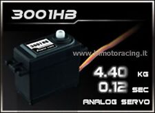 SERVO COMANDO ANALOGICO 4,40 kg 0,12 sec HIGH POWER SPEED HD-3001HB HIMOTO