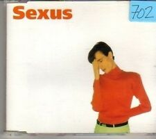 (CL405) Sexus, The Official End Of It All - 1996 CD