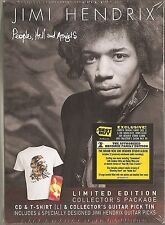 JIMI HENDRIX People Hell & Angels Best Buy Exclusive US Box with T-Shirt