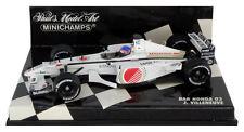 Minichamps BAR Honda 03 2001 - Jacques Villeneuve 1/43 Scale