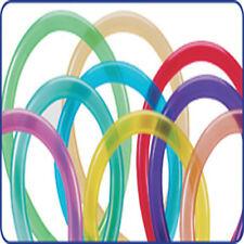100 count Betallatex 260 party twist latex balloon Metallic assortment
