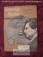 Saturday Review June 30 1951 CARLO LEVI SERGE KOUSSEVITZKY WANDA LANDOWSKA