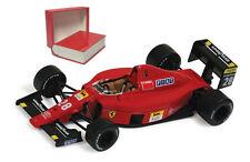 IXO SF30/89 Ferrari 640/F1 89C #28 PORTUGAL GP 1989-Gerhard Berger escala 1/43