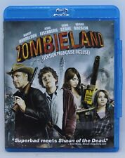 Zombieland - Blu-ray - Woody Harrelson, Jesse Eisenberg