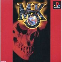 USED PS1 PS PlayStation 1 Mortal Kombat 3
